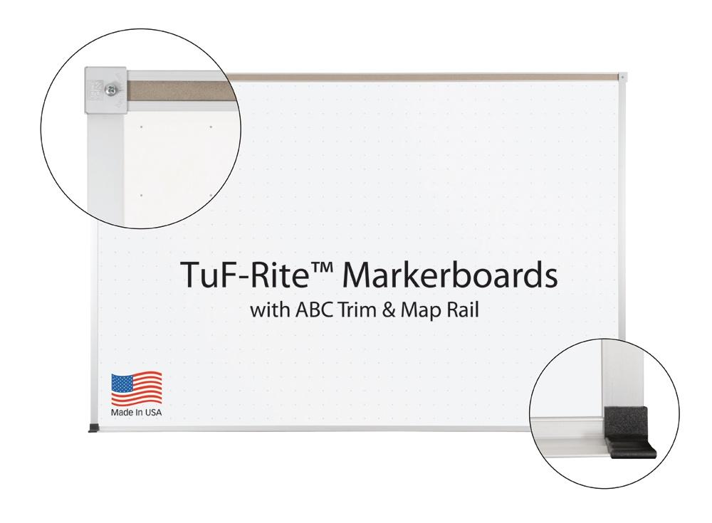TUF-Rite Markerboards