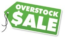 Overstocks and Closeouts