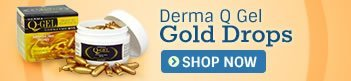 Derma Q Gel Gold Drops