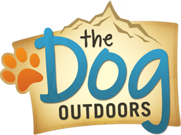 The Dog Outdoors Logo