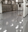 Kitchen & Correctional Facilities Epoxy Flooring