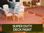 Super Duty Deck Paint